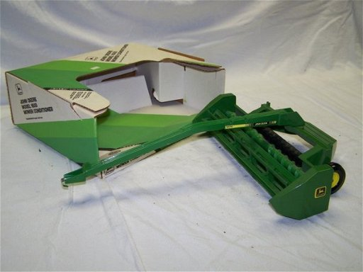 312: Ertl John Deere 1600 MoCo Discbine Farm Toy