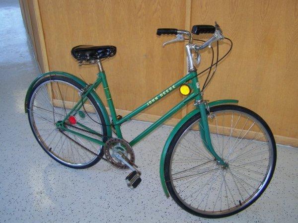 276: John Deere 3 Speed Girls Bike - 3