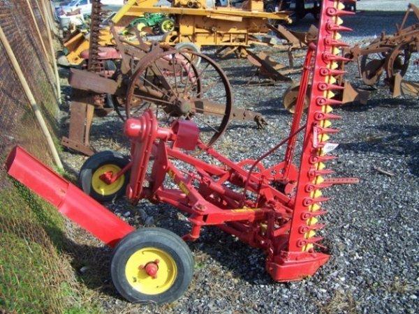 2087: Massey Harris 7' Sickle Bar Mower for Tractors - 3