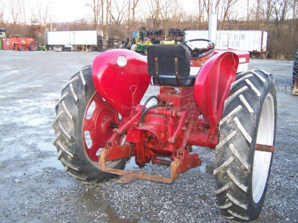 2303A: International Farmall 240 Narrow Front Tractor - 4