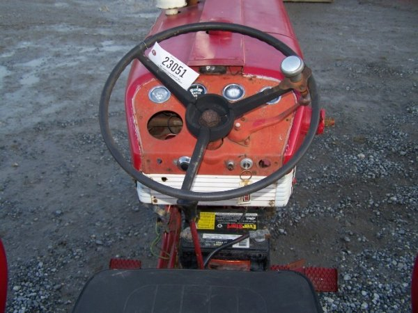 2303A: International Farmall 240 Narrow Front Tractor - 6