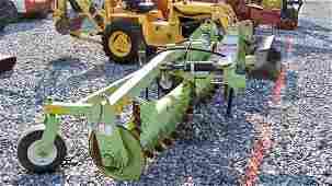 4143: Schulte 3pt SRW800 Rock Rake for Tractors
