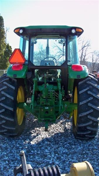 4262: John Deere 6603 4x4 Tractor with Cab and Loader,  - 4