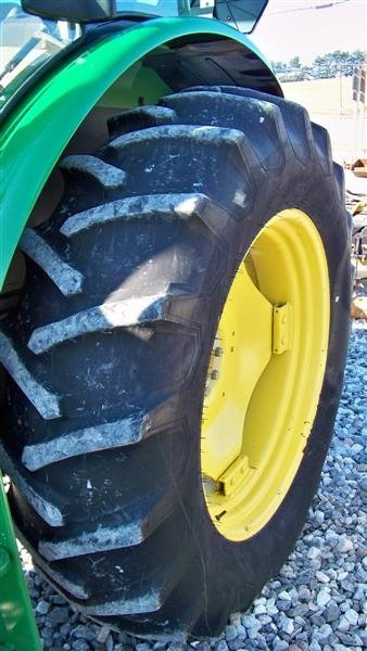4262: John Deere 6603 4x4 Tractor with Cab and Loader,  - 6