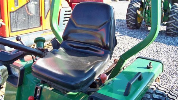 4344: John Deere 955 4x4 Compact Tractor with Loader - 7