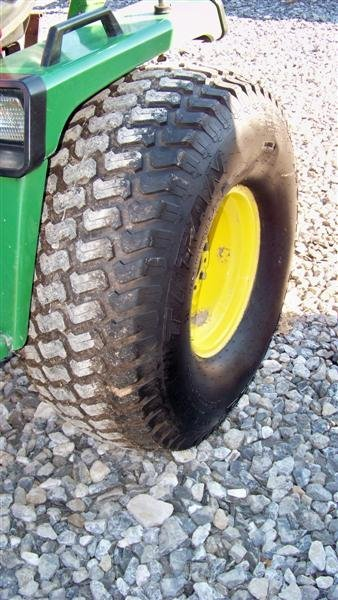 4344: John Deere 955 4x4 Compact Tractor with Loader - 8