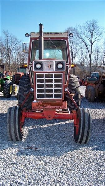 4345: International 1066 with Year Round Cab, Duals - 3