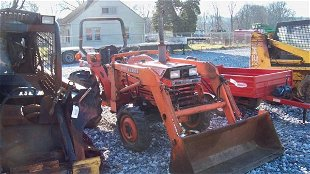 Large Ag & Ind  Eq  Auction December 8th!!! Prices - 230 Auction