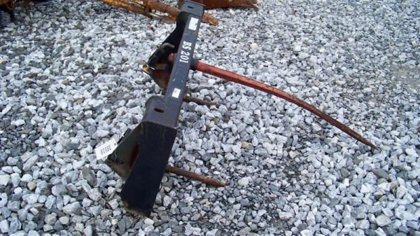 4019: Bale Spear for Tractors with Bush Hog Loaders