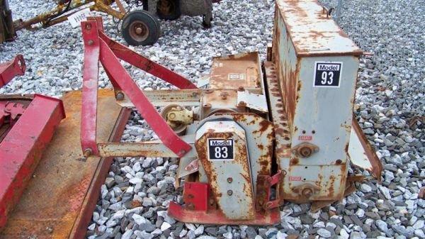 "4023: Olathe 50"" 3pt Aerator Overseeder for Tractors - 3"