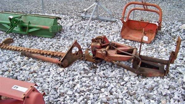4030: International Belly Mount Sickle Mower -Tractors