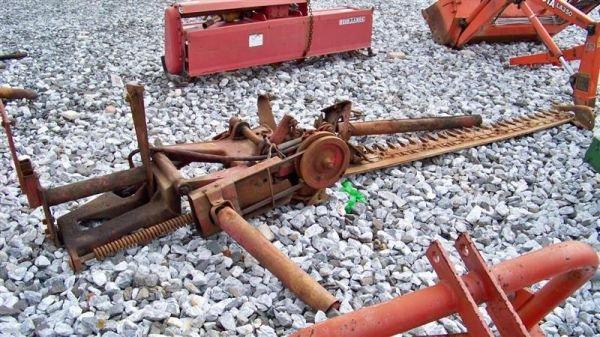 4030: International Belly Mount Sickle Mower -Tractors - 3