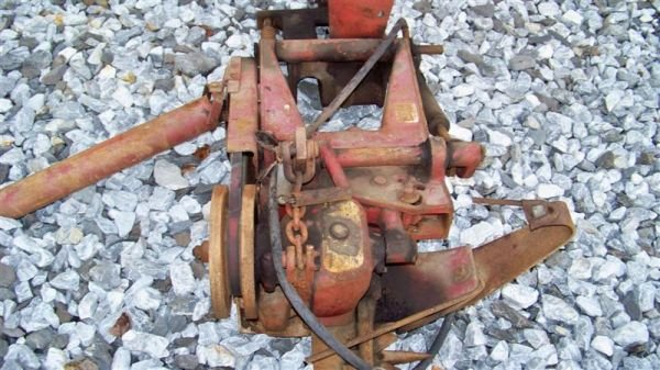 4030: International Belly Mount Sickle Mower -Tractors - 5