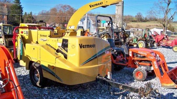 4267: Vermeer BC 1000 Chipper Cummins Diesel