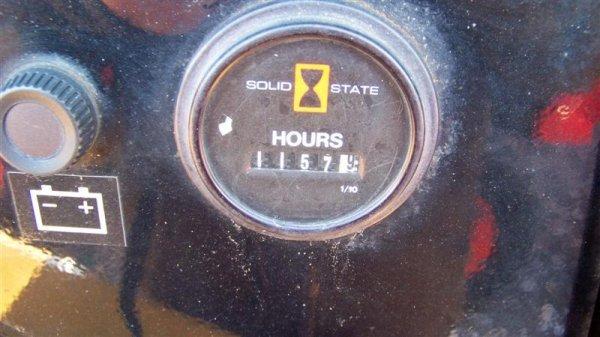 4267: Vermeer BC 1000 Chipper Cummins Diesel - 5