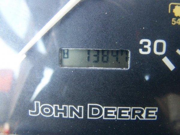 240: John Deere 4310 4x4 Compact Tractor Loader Backhoe - 8