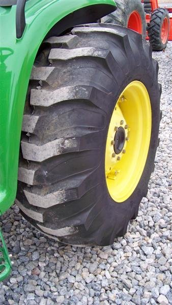 245: John Deere 4710 4x4 Compact Tractor with Loader - 8