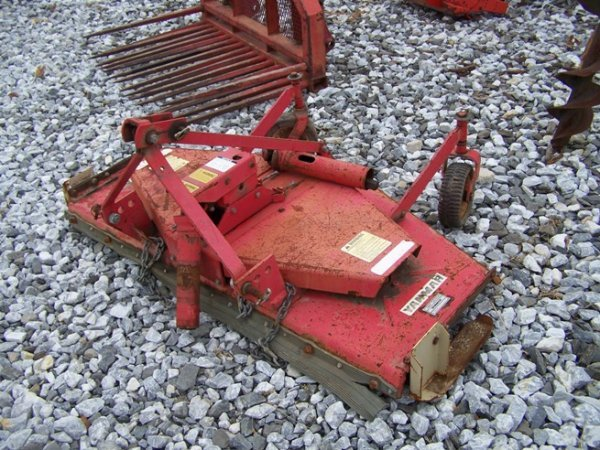 29: Yanmar 5' 3pt Finish Mower for Tractors