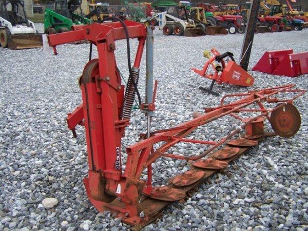 85: Fella SM240 8' Disc Mower for Tractors. - 2