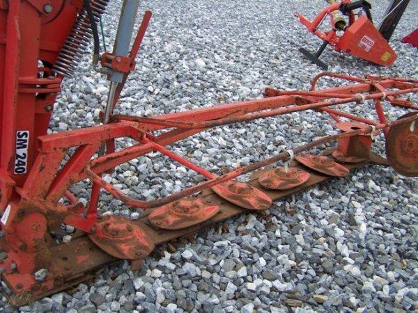 85: Fella SM240 8' Disc Mower for Tractors. - 3