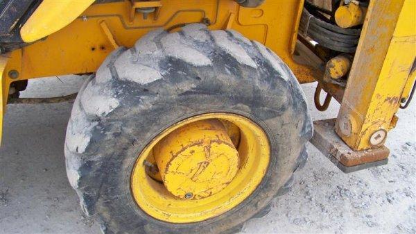 433: Nice JCB 210S 4x4 Tractor Loader Backhoe, EROPS - 6