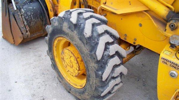 433: Nice JCB 210S 4x4 Tractor Loader Backhoe, EROPS - 7