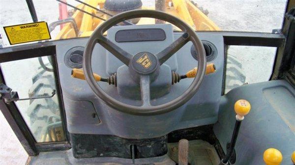 433: Nice JCB 210S 4x4 Tractor Loader Backhoe, EROPS - 9