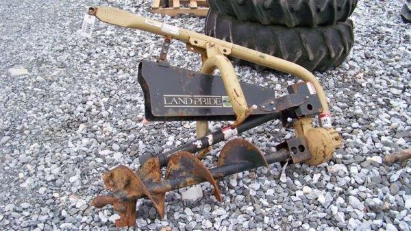 48: Landpride Post Hole Digger for Tractors