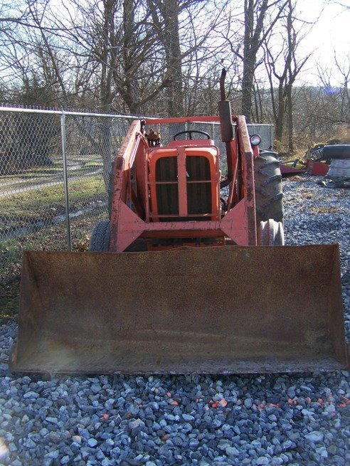 574: Allis Chalmers 5050 Tractor with Loader - 2