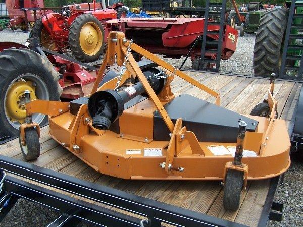 4: Woods RD 7200 Mower - Vin#763072 Like new