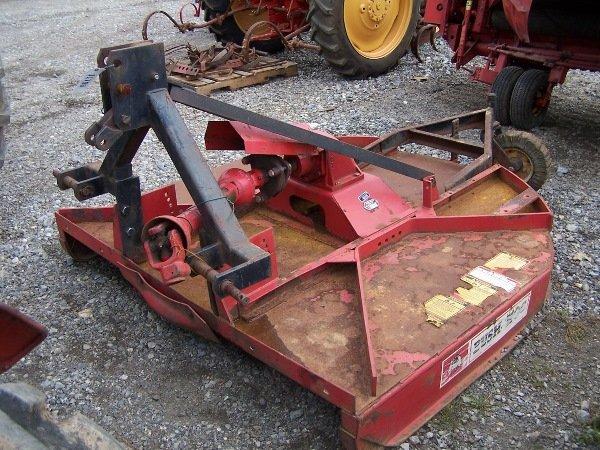 6: Bush Hog 406 6'HD Mower w/slip clutch - Vin#1103324