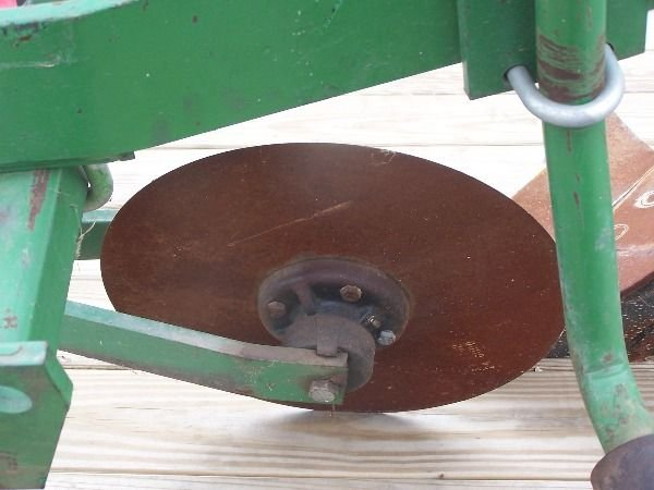 7: Original John Deere 3PT One Bottom Plow for Tractors - 5