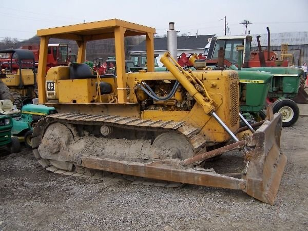 160: Cat D4D Bull Dozer. Absolute Auction!!! - 5