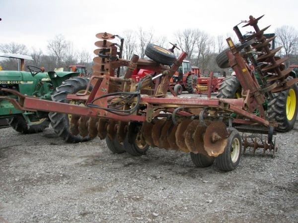 509: Nice White 273 Rock Flex Disk for Farm Tractors!!!