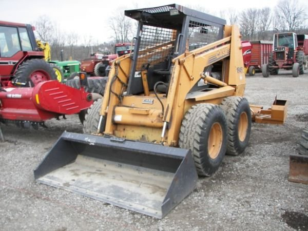 512: Case 1845C Skid Steer