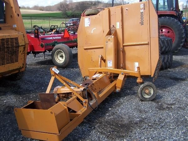 514: Like New Woods 105 Ditch Bank Mower for Tractors!!