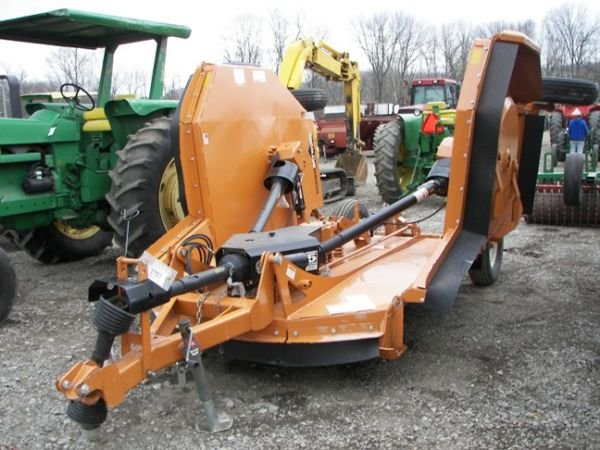 516: New Woods BW180 Batwing Mower for Tractors!!!