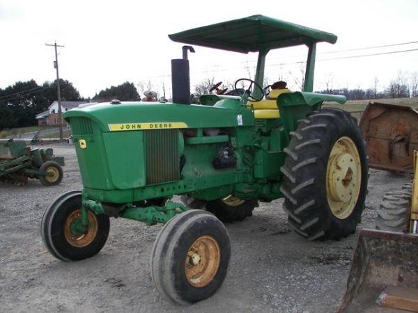 517: Nice 1972 John Deere 4020 Tractor Side Console!! - 10