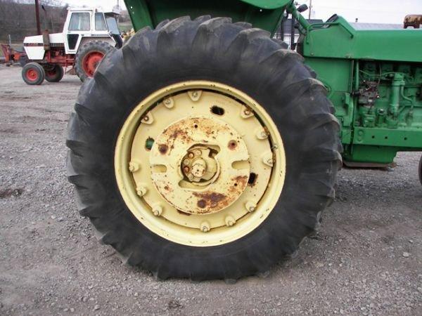 517: Nice 1972 John Deere 4020 Tractor Side Console!! - 4