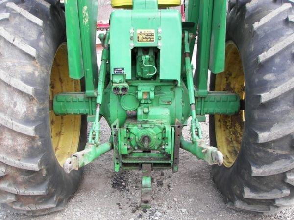 517: Nice 1972 John Deere 4020 Tractor Side Console!! - 6