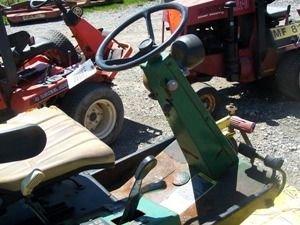 """18: John Deere F935 Front Cut Tractor w/ 72"""" Deck!!! - 10"""