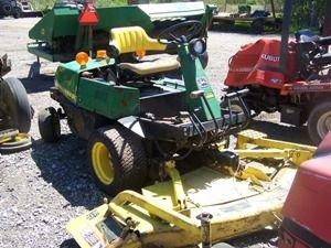 """18: John Deere F935 Front Cut Tractor w/ 72"""" Deck!!!"""