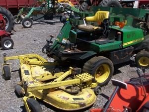 """18: John Deere F935 Front Cut Tractor w/ 72"""" Deck!!! - 2"""