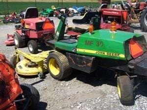 """18: John Deere F935 Front Cut Tractor w/ 72"""" Deck!!! - 4"""