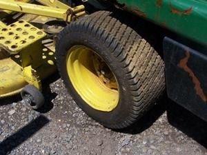 """18: John Deere F935 Front Cut Tractor w/ 72"""" Deck!!! - 6"""