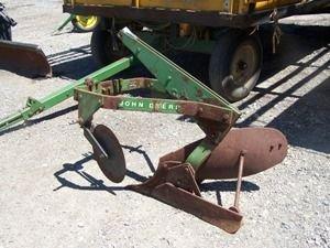 24: Nice John Deere 30 1X Plow for Compact Tractors!!