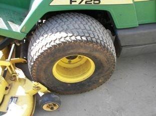 "67: John Deere F725 Front Cut Lawn Mower with 54"" Deck - 7"