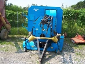 535: Nice Goosen Versa Vac Collection System for Tracto - 2