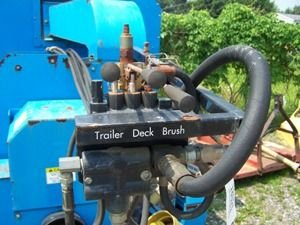 535: Nice Goosen Versa Vac Collection System for Tracto - 7