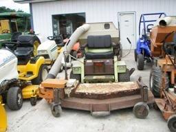 613: Grasshopper 1822 Z-Turn Mower w/ Kubota Diesel!!!